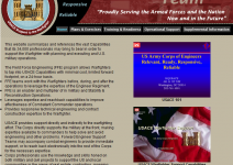 Warfighters Website