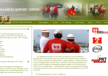 Readiness Support Center Website